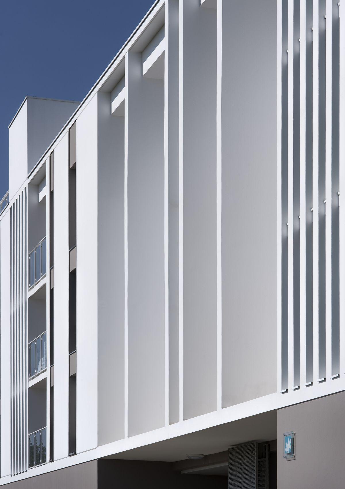 Les champs bleus logements chouzenoux architecture for Chambre 13 vezin le coquet