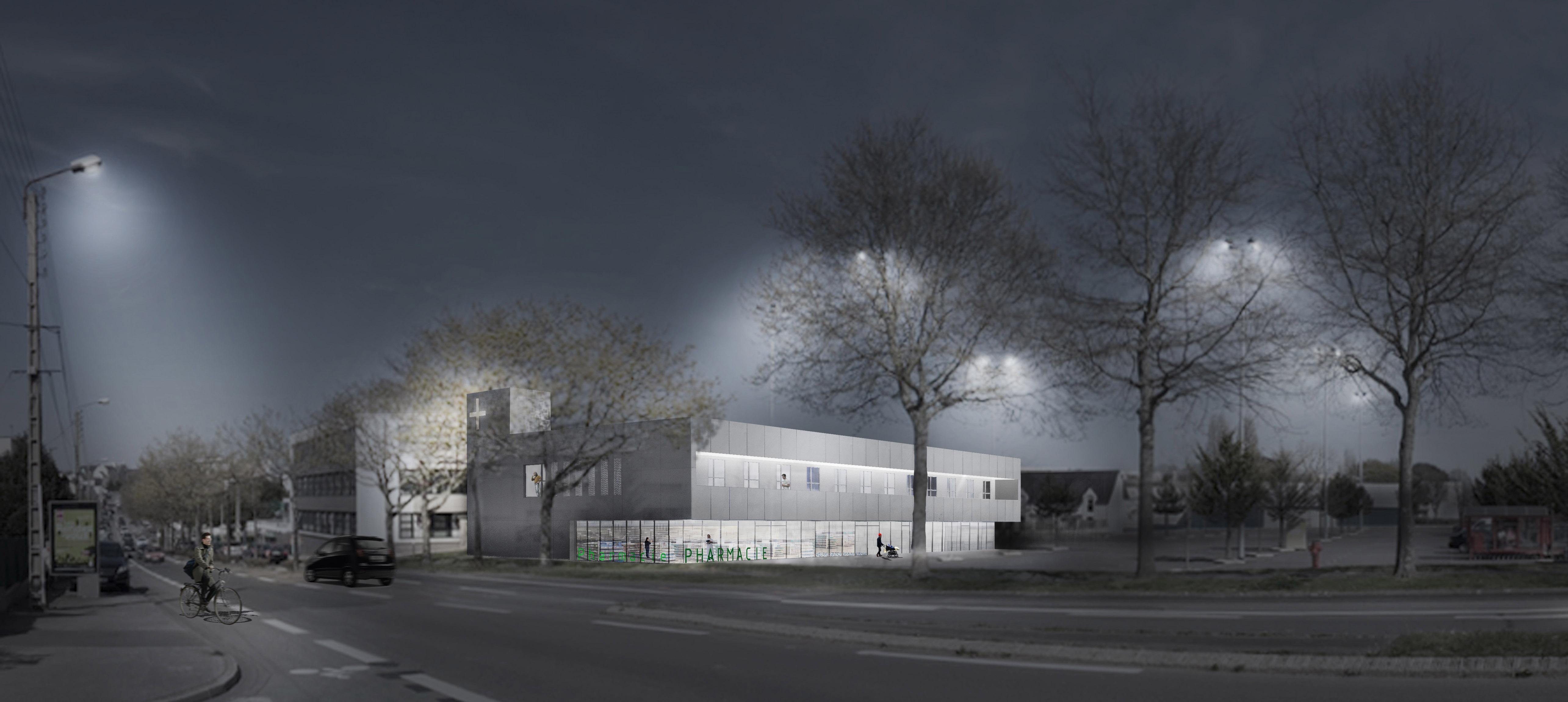 CONSTRUCTION D'UN CENTRE DE SANTE / PHARMACIE