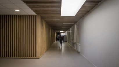 RESTRUCTURATION LYCEE             A. PELLE - Photo 4