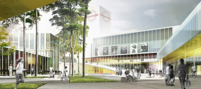 COMPLEXE CINEMAS / COMMERCES / RESTAURANTS - Photo 1