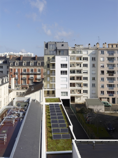 Le Duplex logements collectifs  - Photo 7