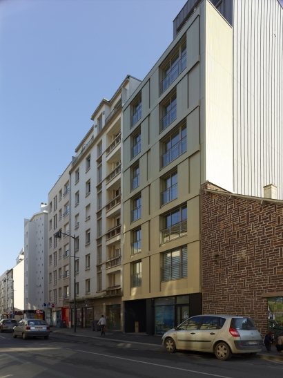 Le Duplex logements collectifs  - Photo 6