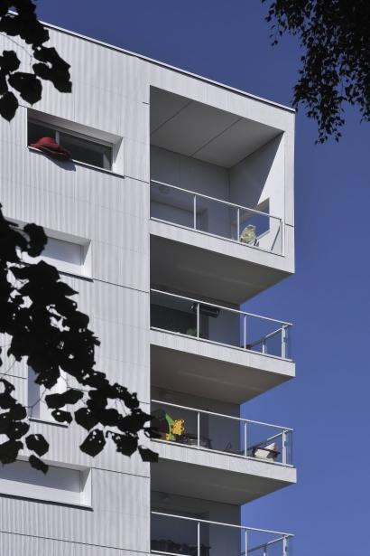 Maisons dans les Bois - logements - Photo 15