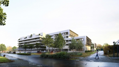 LA POTERIE RESIDENCE POUR PERSONNES AGEES - Photo 2