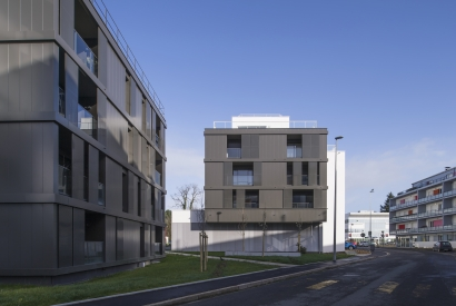 Le Gancy  logements