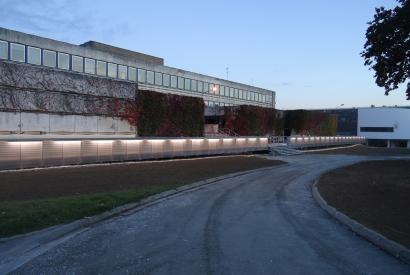 Réhabilitation, restructuration et désamiantage université Rennes 2